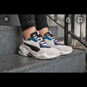 NWT Puma Thunder Rive Troite women's sneakers sz8
